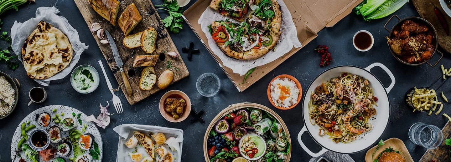 Crust Gourmet Pizza Bar - Rosanna